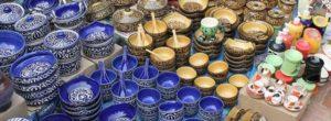 Dilli haat shopping market