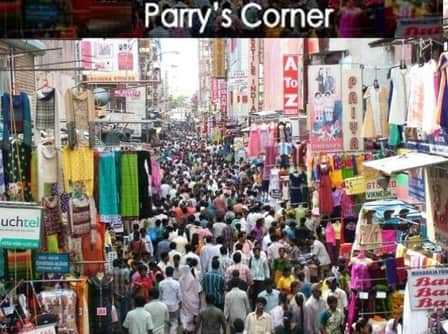 Parry's Corner