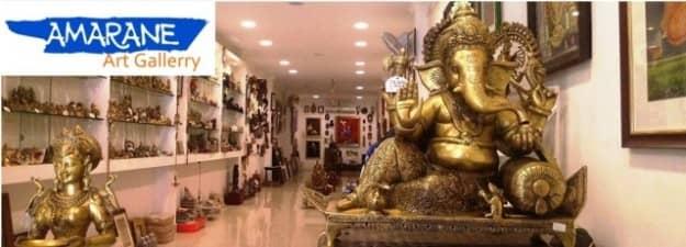 Handicrafts shops in Pondicherry