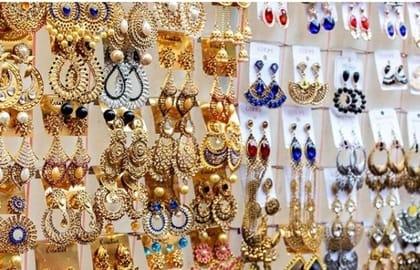 Street Shopping in Jayanagar