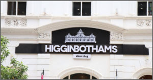 Higginbothams