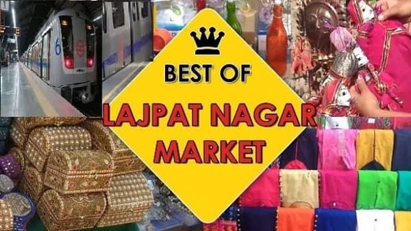 Lajpat Nagar shopping