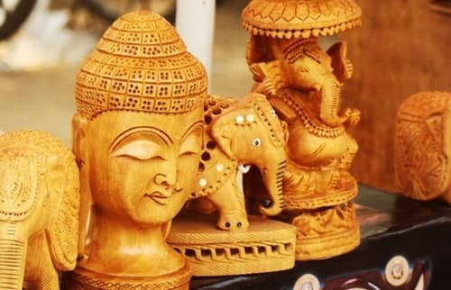 Souvenirs from India