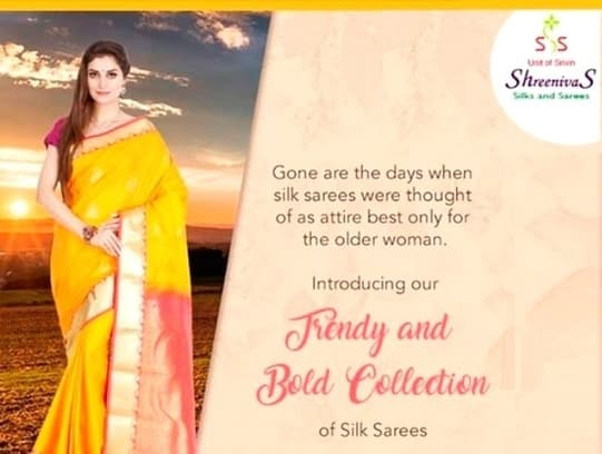 Diwali Saree Shopping