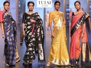 Kanjivaran silks and other varieties in Chennai
