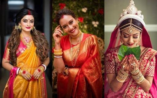 Wedding Saree Shopping in Kolkata