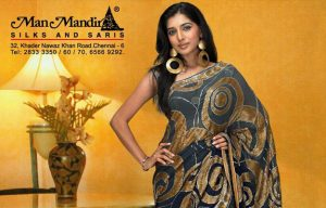Manmandir,Top shop for lehengas & sarees in Chennai