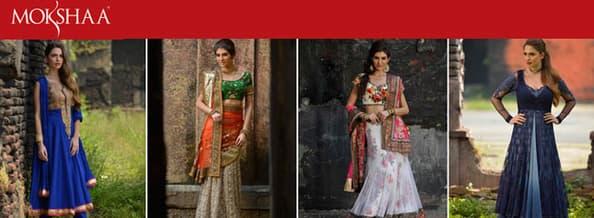 Mokshaa, Chennai - Wedding Wear Dresses in Chennai   Shopkhoj