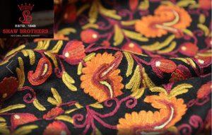 Carpets and shawls