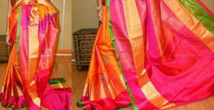 Shrinivas Silks ,Best kanjivaram silk sarees in Chennai