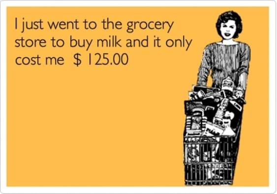 shopping memes