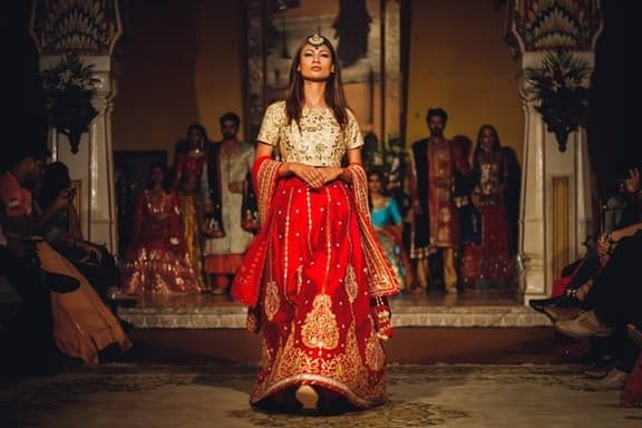 Bridal Lehengas in Chennai