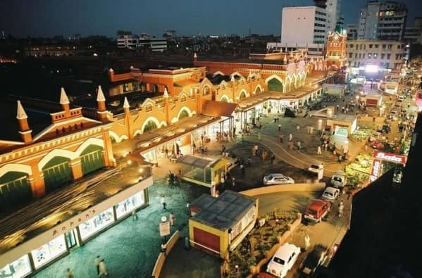 New Market in Kolkata