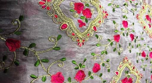 Chanderi-Fabrics