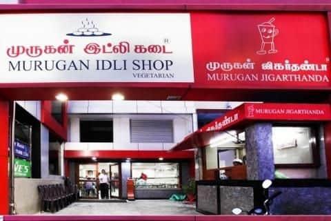 Shops in Anna Nagar
