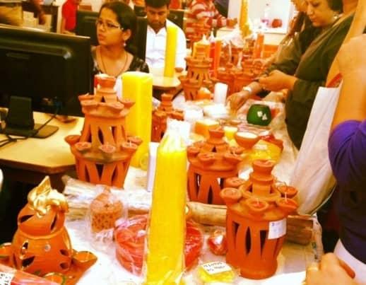 Diwali Shopping in Delhi