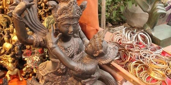 Handicrafts in India