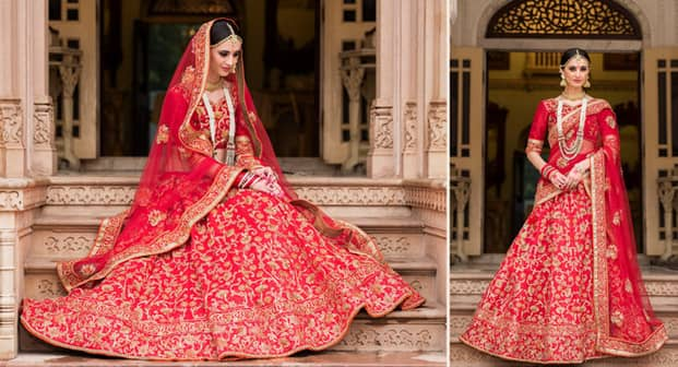karva chauth dresses