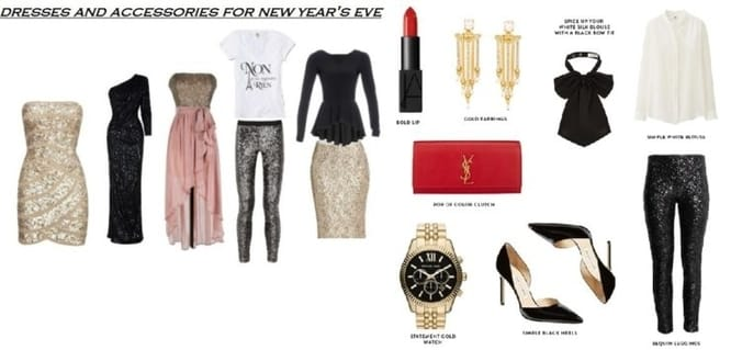 New Year Shopping