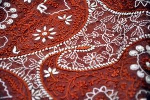 chikankari fabrics