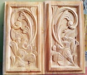 wood-caerving