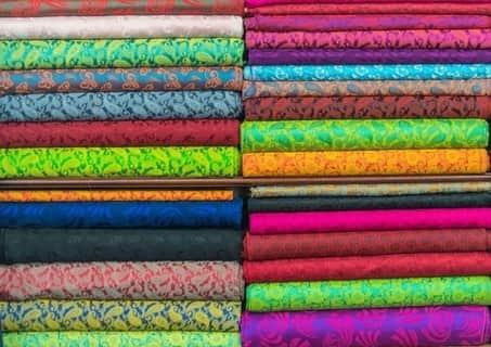 cloth markets in Mumbai