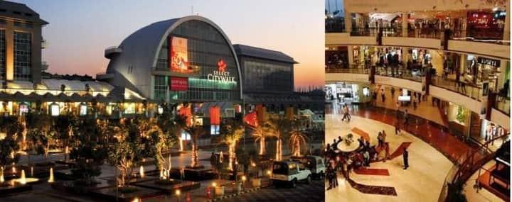 Malls In Delhi NCR