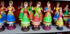 Golu dolls in Poompuhar
