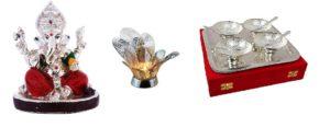 silver artefacts
