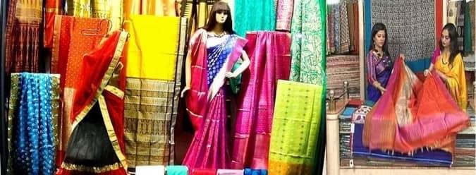 shopping places in Kolkata
