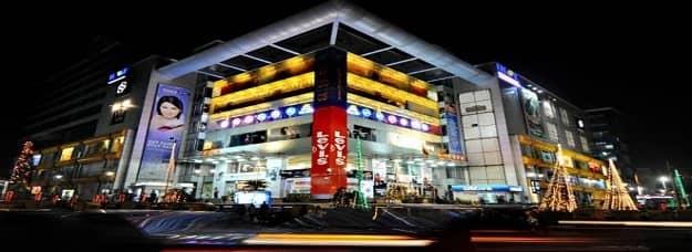 Malls in Bangalore