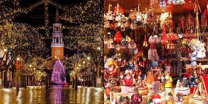 Best Markets For Christmas Shopping In India
