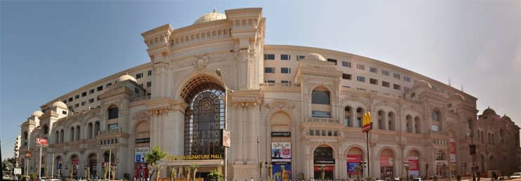 Gopalan Malls