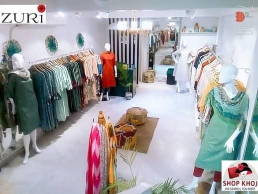 Kurti shops in Delhi