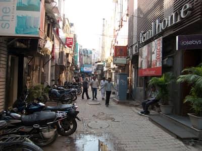 Delhi shopping places
