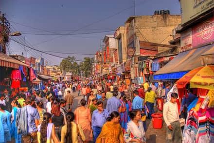Lajpat Nagar -Delhi