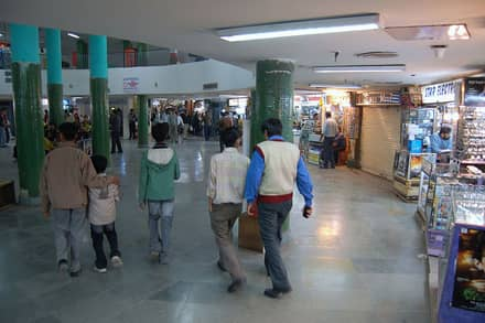 Shopping places in Delhi