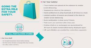 safety precautions covid19