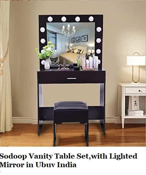 Vanity Set in Ubuy