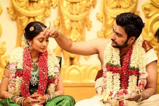 Wedding shopping places in Chennai
