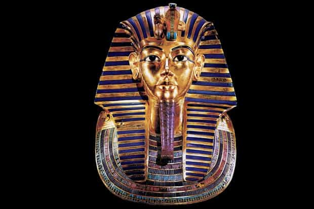 Tutankhamun's coffin