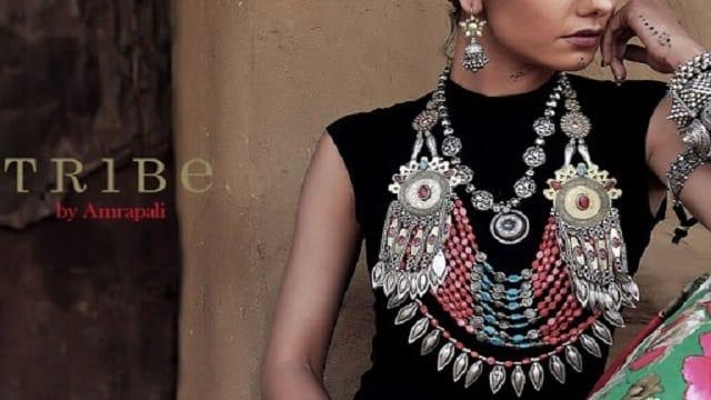 Amrapali Tribe jewellery