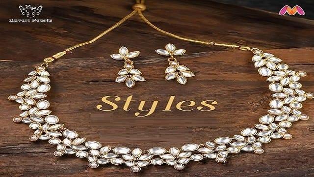 Myntra Jewellery online
