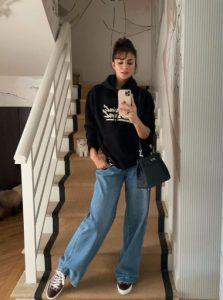 baggi pants